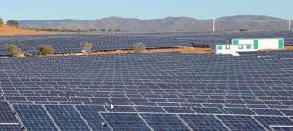 Inversores suizos activan en Requena la mayor planta solar de la C. Valenciana