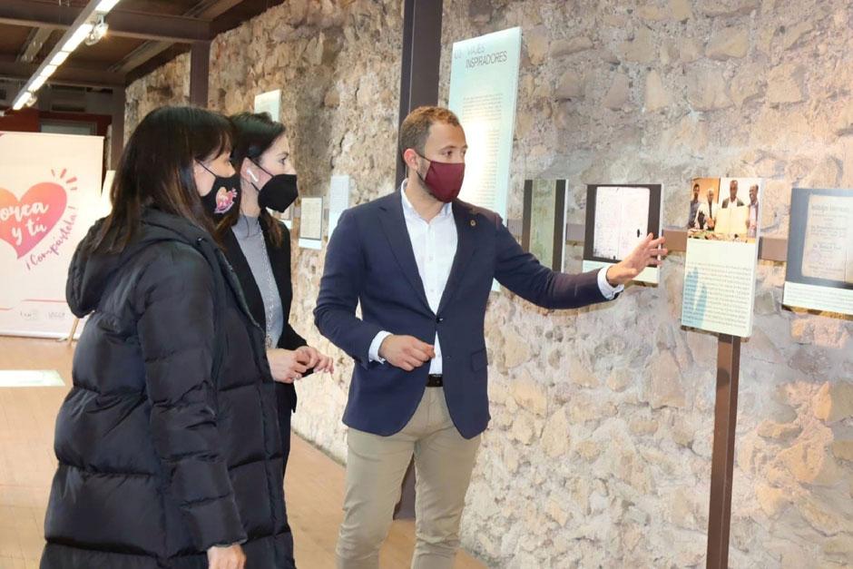 Exposición «Jewish Journeys» en Lorca 22 abril – 8 mayo